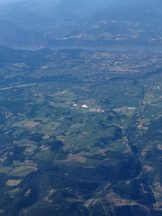 OR farmland aerial